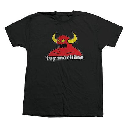 Toy Machine Monster T-Shirt Black