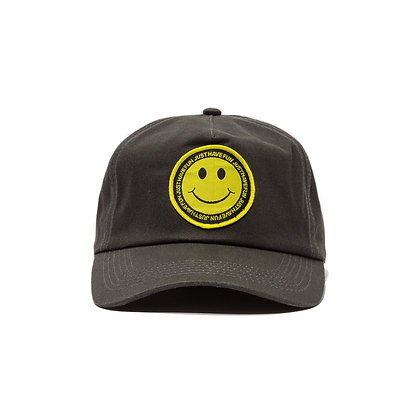 Just Have Fun Smiley Face Cap