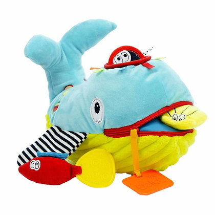 Dolce Toys Play & Learn Whale