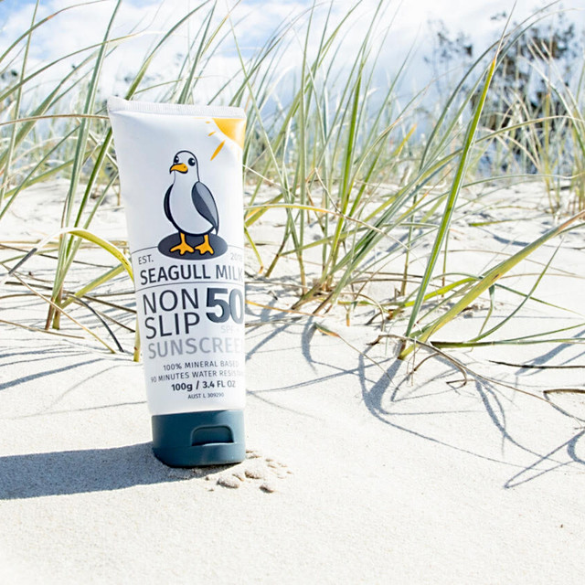 Seagull Milk Sunscreen