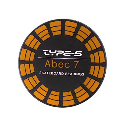 Type S Abec 7 Orange