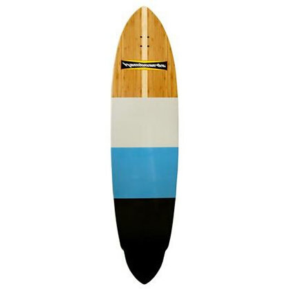 Hamboards Pinger Blackies 5'7""