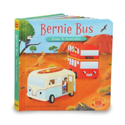 Children's Stories Bernie Bus