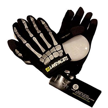 Landyachtz Bones Glow Gloves
