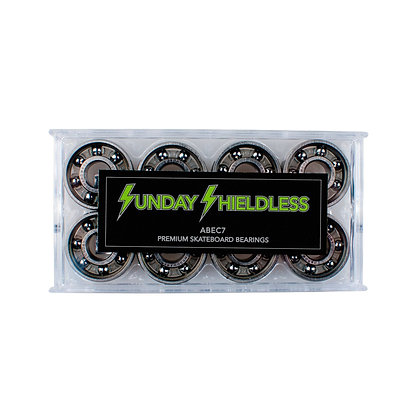 Sunday Shieldless