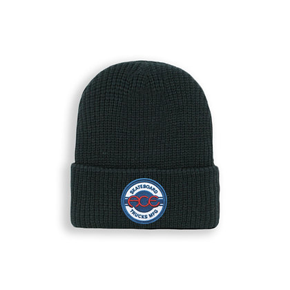 Ace Trucks Black Beanie