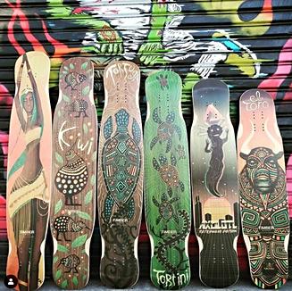 Timber Longboards