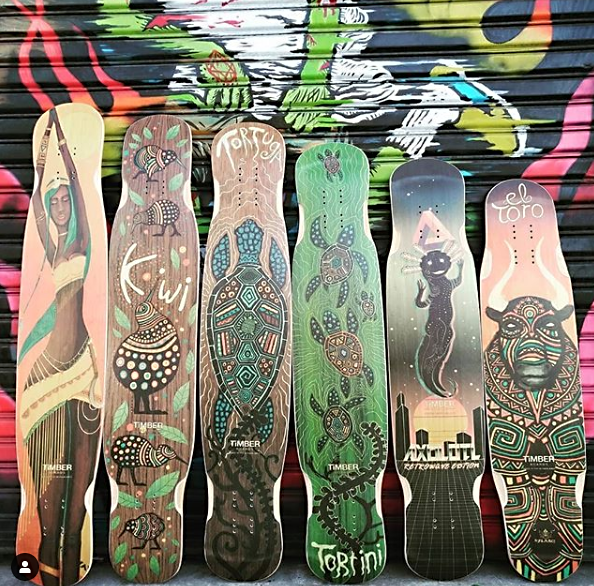 Dance Longboards