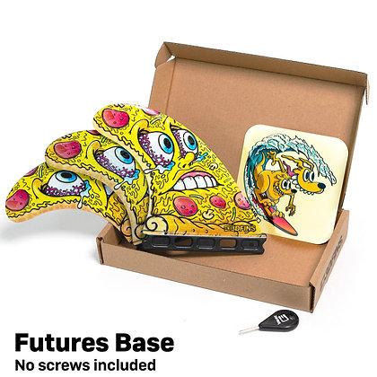 3DFINS GoHard/Pizza Thruster Set