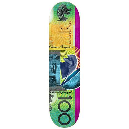 """Real Skateboards - Chima Ferguson 8.06"""""""