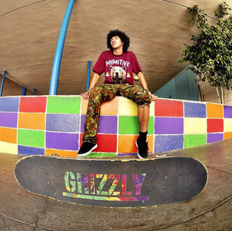 Grizzly & Primative