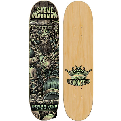 Demon Seed Steve Workman 8.5""