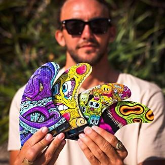 3DFINS ART FINS