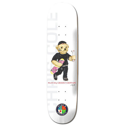 "Chris Cole - Plan B - Deck - 8.5"""