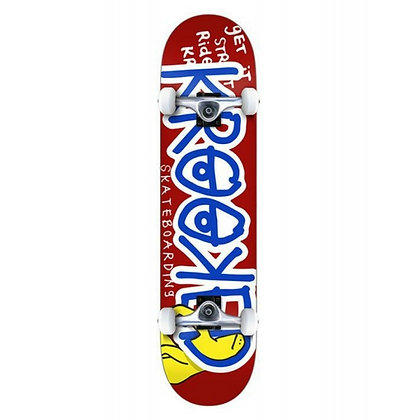 Krooked Get It Straight 7.5""