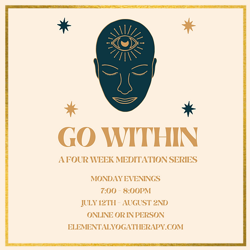 Go Within Meditation Series