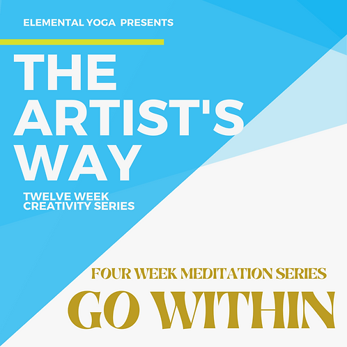 Artist's Way and GoWithin Series