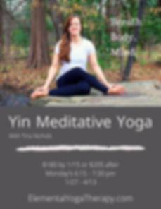 Yin Meditative Yoga Fort Worth, TX.JPG