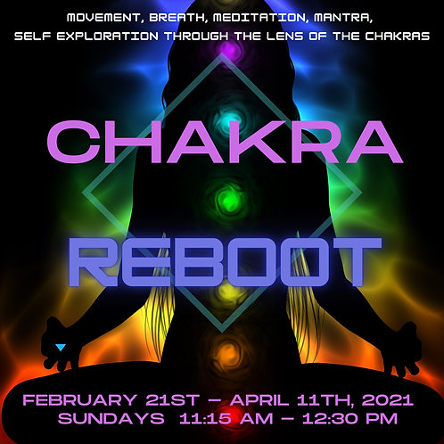 CHAKRA REBOOT