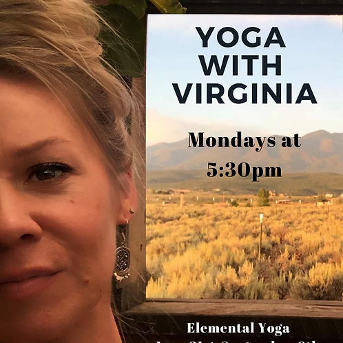 Yoga with Virginia