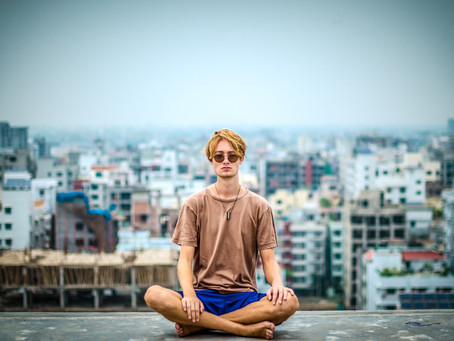 Meditation and Me - Some of my story in building a solid meditation practice