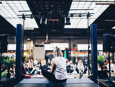 Yoga Private Sessions and Group Classes