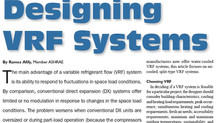 Designing VRF Systems