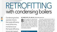 Retrofitting with Condensing Boilers