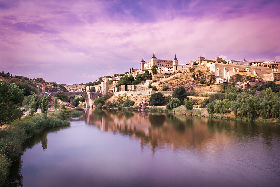 The Beauty that is Toledo, Spain