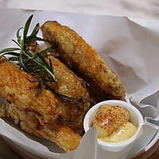 Pollo Fritto (Fried Chicken Wing)