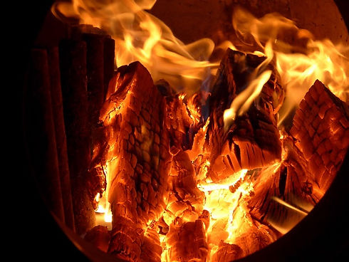 wood-fired sourdough pizza