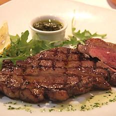 Bistecca di wagyu all griglia (Grilled wagyu steak)