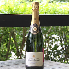 Bauget Jouette Champagne Carte Blanche Brut