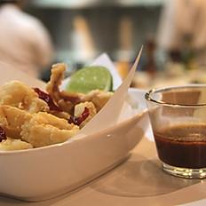 Frittura di calamari (Fried squid)