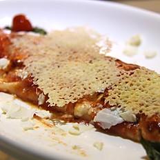Cannelloni di melanzane (Eggplant cannelloni)