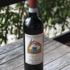 Il Marroneto Ignaccio Rosso di Montalcino DOC 2015