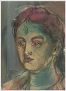 Portrait of a Woman, Grünewald