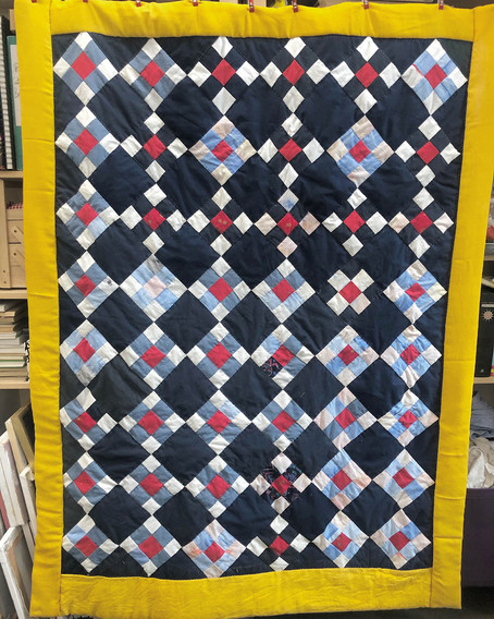 Some thoughts on quilt making