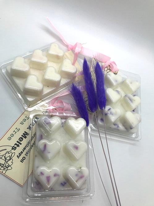 Lavender or Tea Tree Aromatherapy Wax Melts