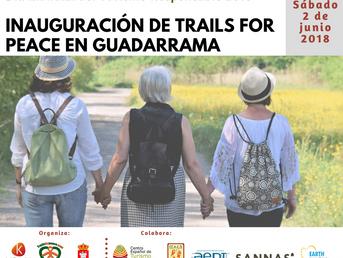 2 de Junio. Trails for Peace.Turismo Responsable