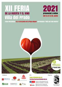Feria Huerta y Vino Villa del Prado 2021 #Agenda2030