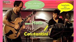 HOCK Y CONSTANTINI