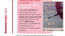 15 de Marzo. Paka Díaz entrevista a Mabel Lozano. #DiálogosSororos. Cultura y Derechos Humanos