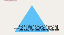 21 de Febrero. 19 h. Estreno de #ConTuMirada. Un proyecto social, artístico y colectivo