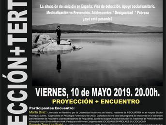 10 de Mayo. CAE de Navalcarnero. La Elección. Un proyecto de Mari Cruz Moraga y Espacio C. #Proyecto