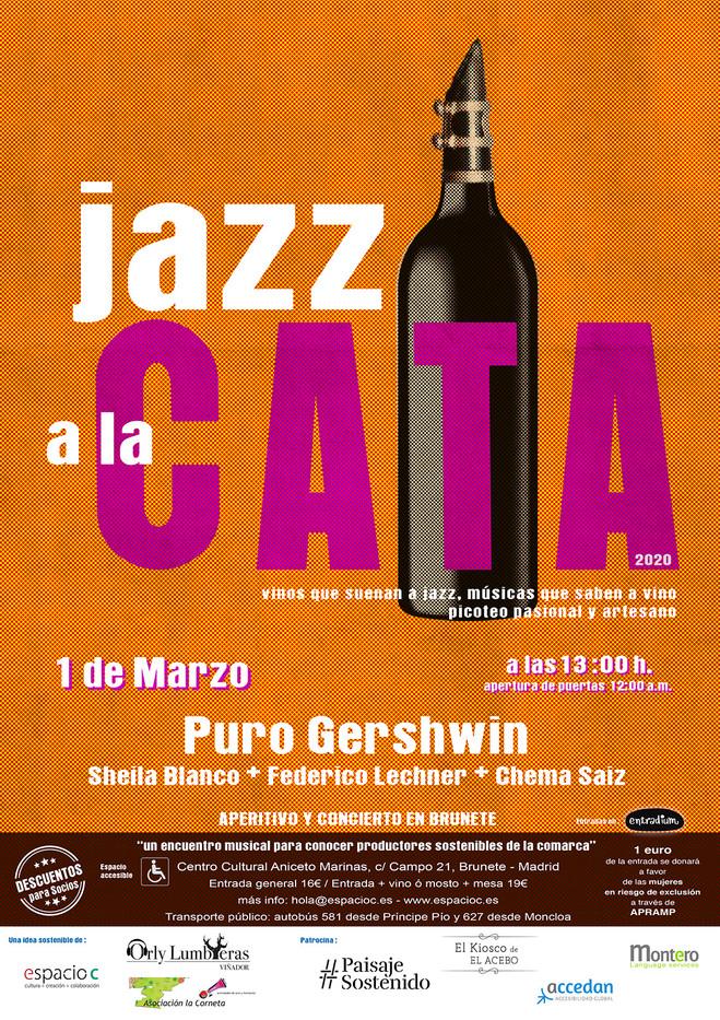cartel jazz PURO GERSHWIN.jpg