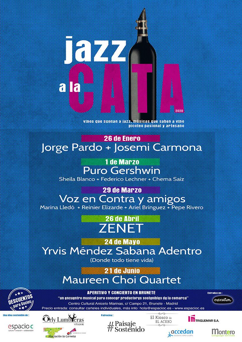 Jazz a la Cata Brunete 2020