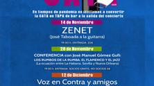 28 de Noviembre. Los Rumbos de la rumba, el flamenco y el jazz con GÓMEZ GUFI