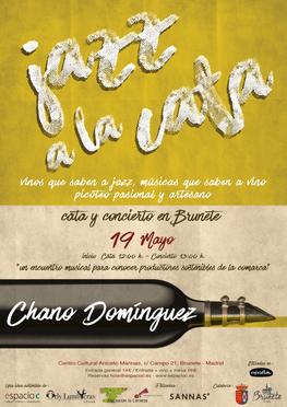 CHANO DOMINGUEZ