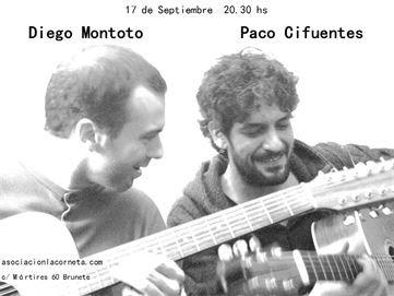 DIEGO MONTOTO Y PACO CIFUENTES